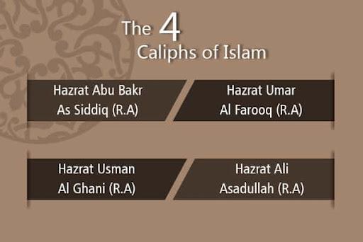 4 caliphs